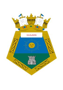 Distintivo do Navio-Patrulha Guajará