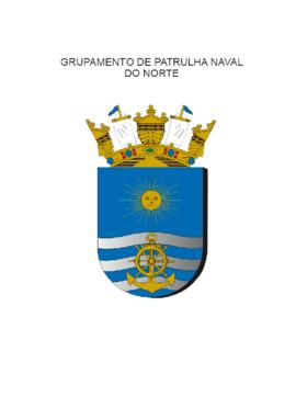 Distintivo do Comando do Grupamento de Patrulha Naval do Norte