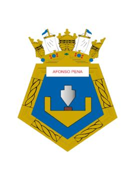 Distintivo do Dique Flutuante Afonso Pena II