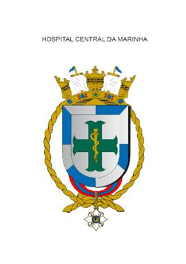 Distintivo do Hospital Central da Marinha