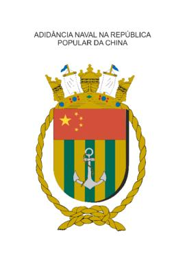 Distintivo da Adidância Naval na República Popular da China