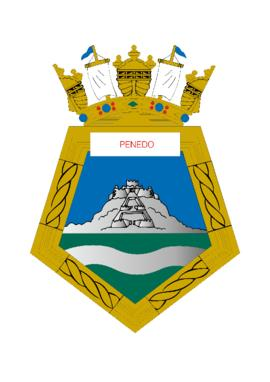 Distintivo do Navio-Patrulha Penedo