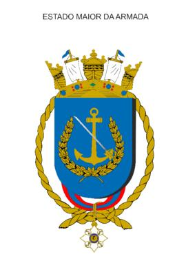 Distintivo do Estado-Maior da Armada