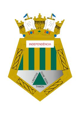 Distintivo da Fragata Independência