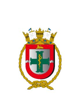 Distintivo do Hospital Naval de Recife