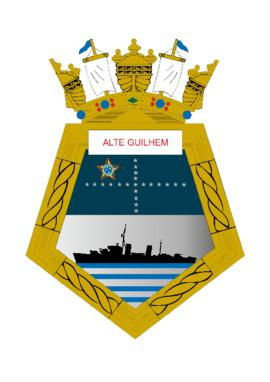 Distintivo do Rebocador de Alto-Mar Almirante Guilhem