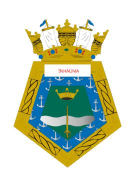 Distintivo da Corveta Inhaúma
