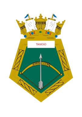 Distintivo do Submarino Tamoio