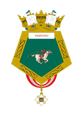 Distintivo do Navio-Patrulha Pampeiro