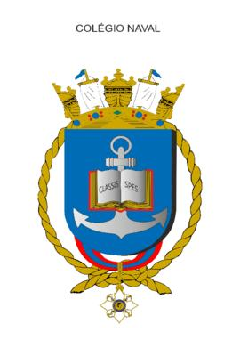 Distintivo do Colégio Naval