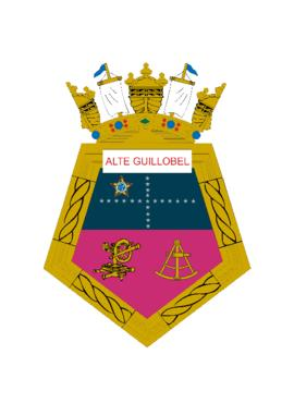 Distintivo do Rebocador de Alto-Mar Almirante Guillobel